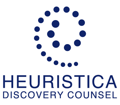 Heuristica: Canada's only independent eDiscovery law firm