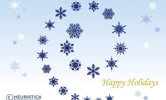 Happy Holidays from the Heuristica Team!