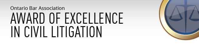 Heuristica Sponsors Excellence in Civil Litigation