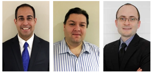 Three New Associates Further Strengthen Legal Review Team