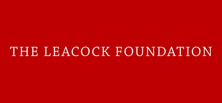 We are pleased to sponsor the 20th Annual Leacock Debate