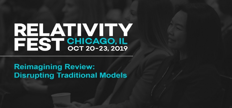 O'Donnell Speaks at Relativity Fest in Chicago